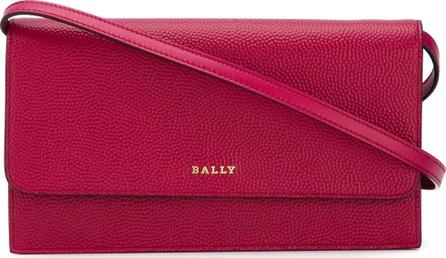 Bally flap crossbody bag