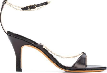 Maryam Nassir Zadeh Aurora chain strap sandals