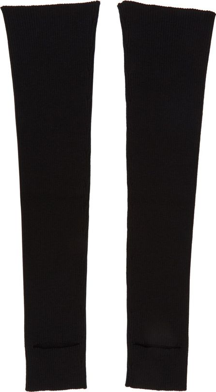 Ports 1961 Black Wool Arm Warmers