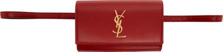 Saint Laurent Red Kate Belt Bag