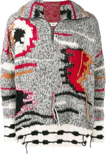Damir Doma Distressed jumper