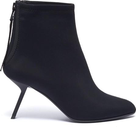 Alchimia Di Ballin Slanted heel neoprene ankle boots
