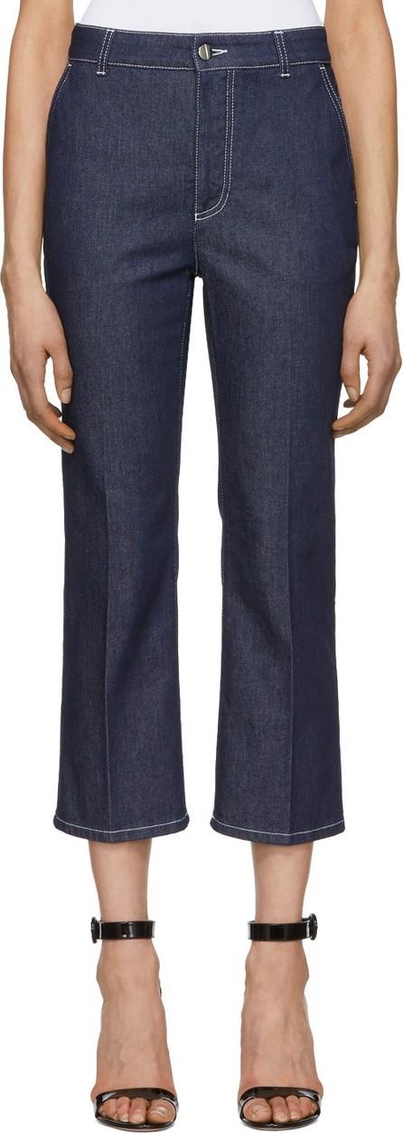 Altuzarra Navy Adler Jeans