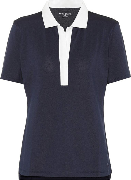 Tory Sport Colorblocked polo shirt