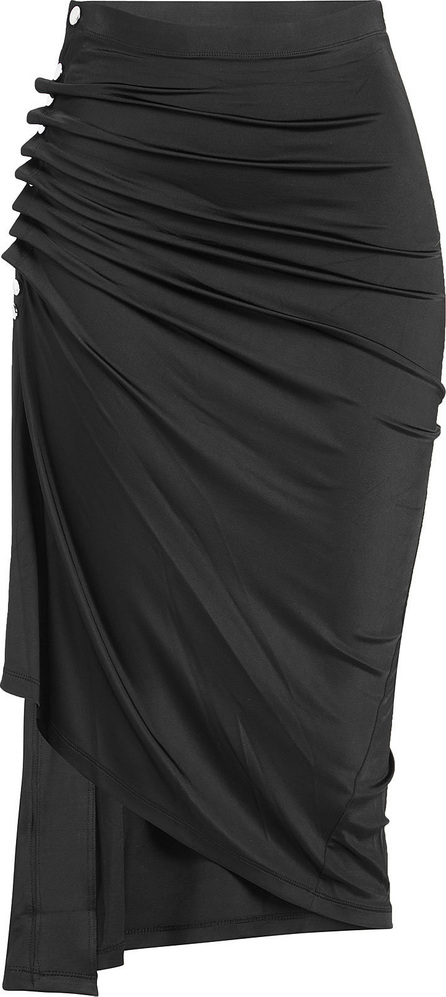 Paco Rabanne Jersey Wrap Skirt