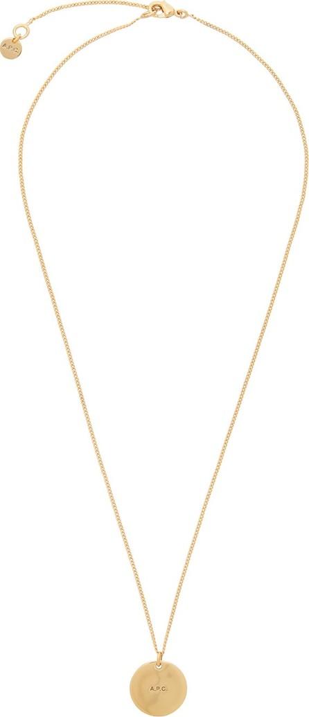 A.P.C. Gold Eloi Necklace