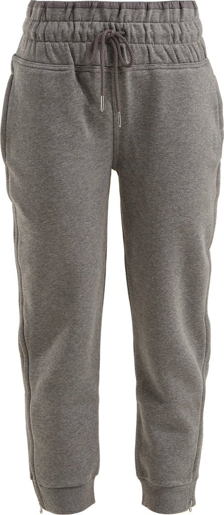 Adidas By Stella McCartney Essential cropped performance track pants