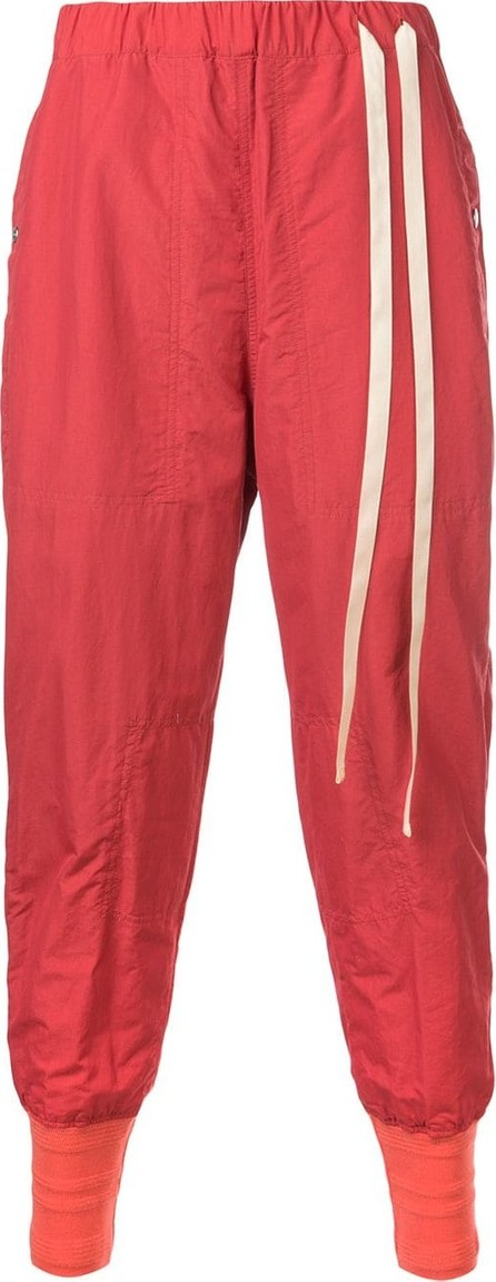 BED J.W. FORD Asymmetric casual trousers