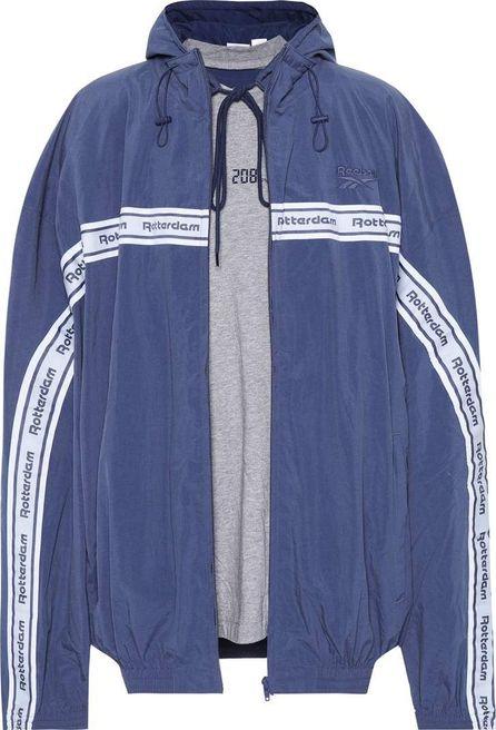 Vetements X Reebok oversized jacket