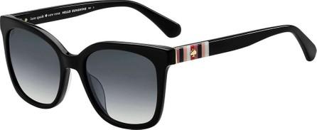 Kate Spade New York kiyas acetate rectangle sunglasses