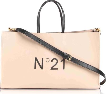 N°21 Nude Signature Tote Bag