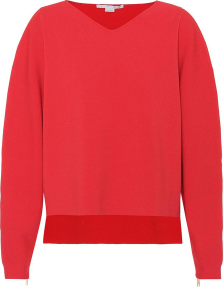 Stella McCartney Oversized crêpe sweater