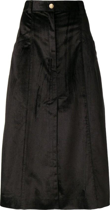 Nina Ricci A-line midi skirt