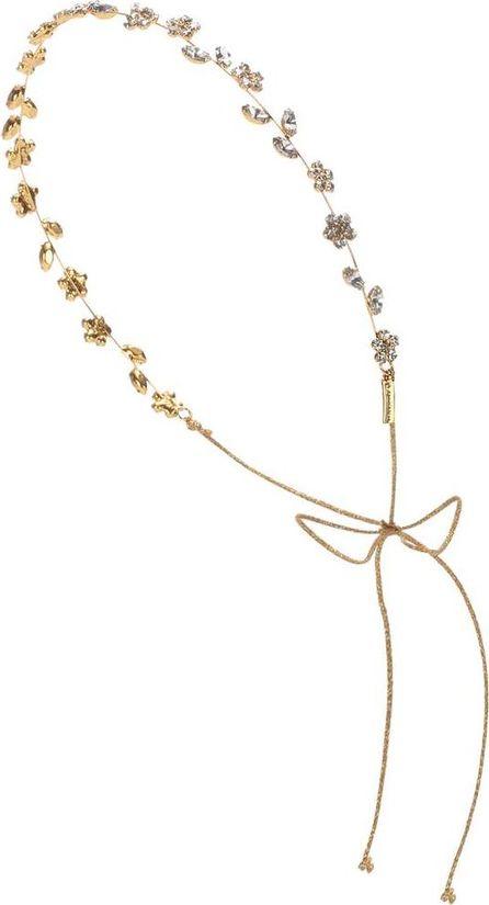 Jennifer Behr Calla Circlet crystal headband