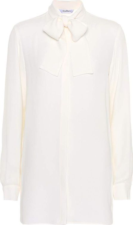 Max Mara Maga silk shirt