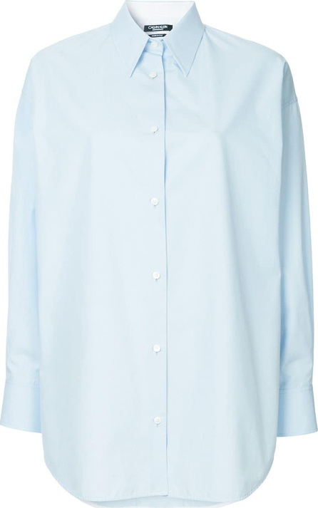 Calvin Klein 205W39NYC Oversized embroidered shirt