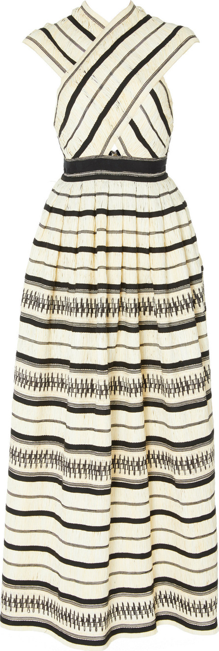 Ulla Johnson Anju striped dress