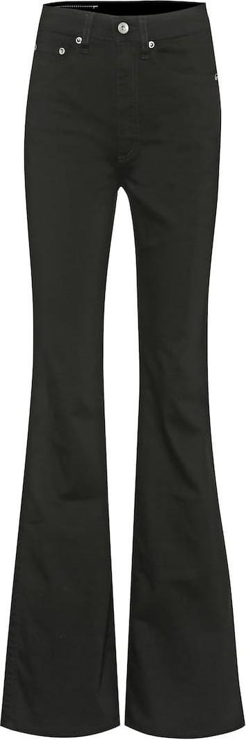 Rag & Bone Jane high-rise flared jeans