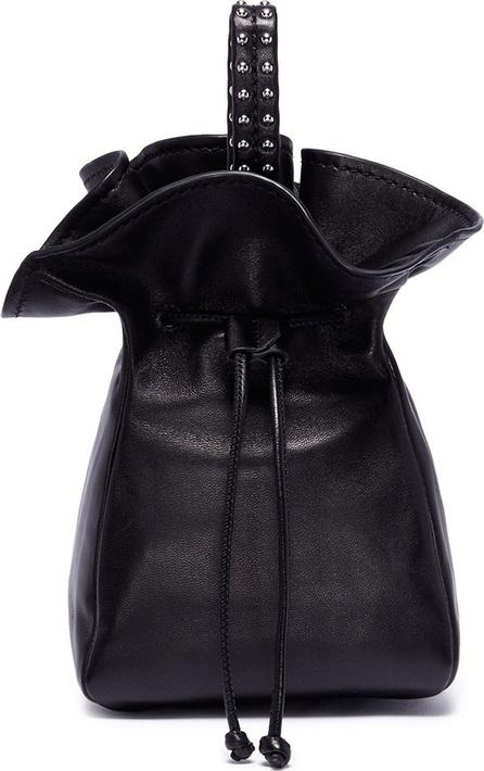 3.1 Phillip Lim 'Ray' mini lambskin leather glove pouch