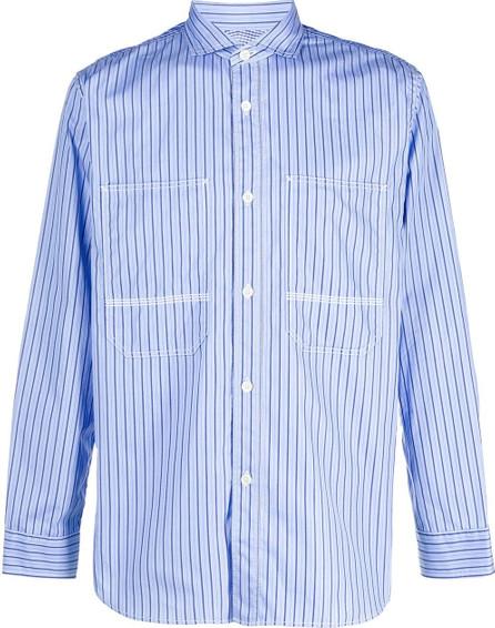 Junya Watanabe MAN Striped cotton shirt