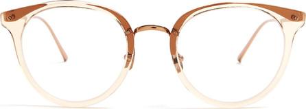 Linda Farrow Square-frame glasses