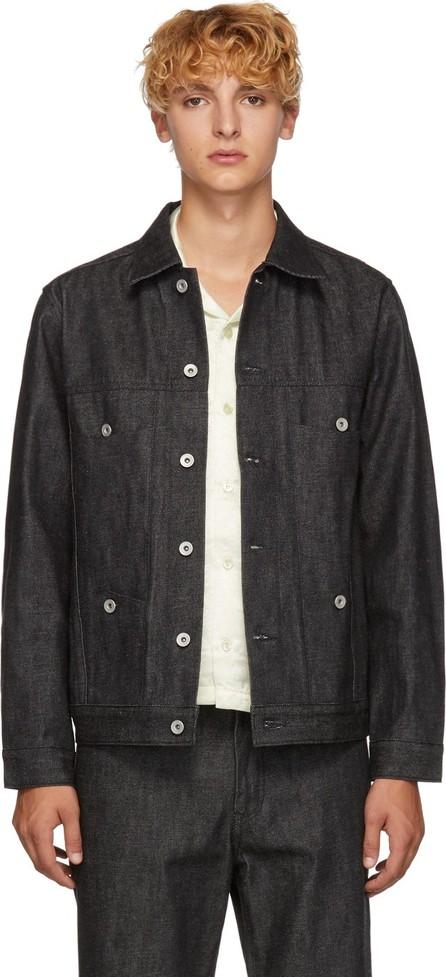 Goodfight Black Denim 200 Gram Special Jacket