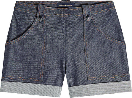 Vanessa Seward Denim Shorts