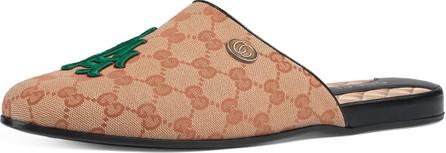Gucci Original GG Slipper with LA Angels™ Patch