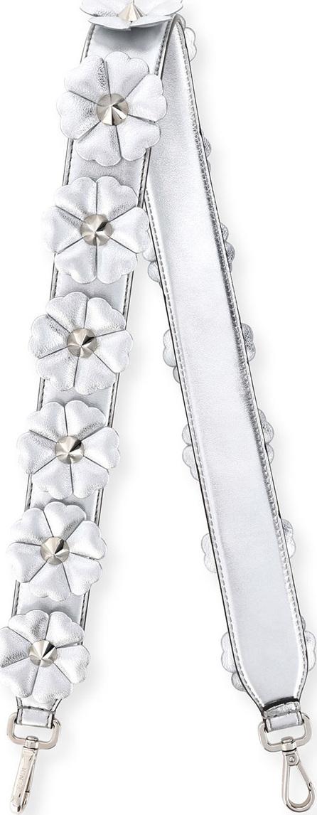 Fendi Strap You Flowerland Shoulder Strap for Handbag