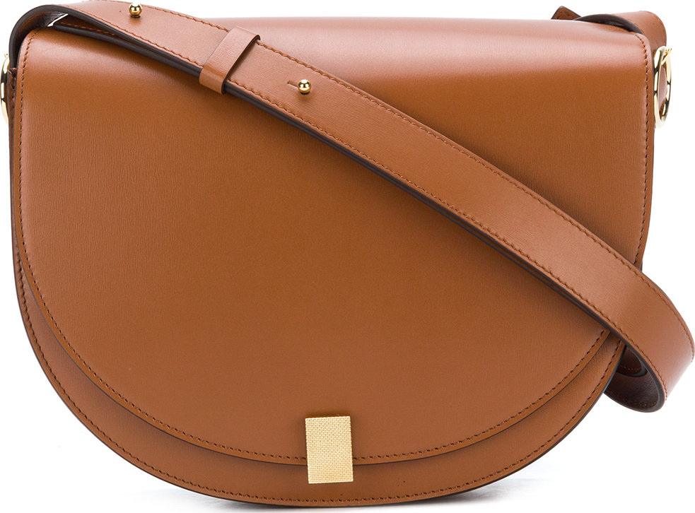 Victoria Beckham - Half moon box bag