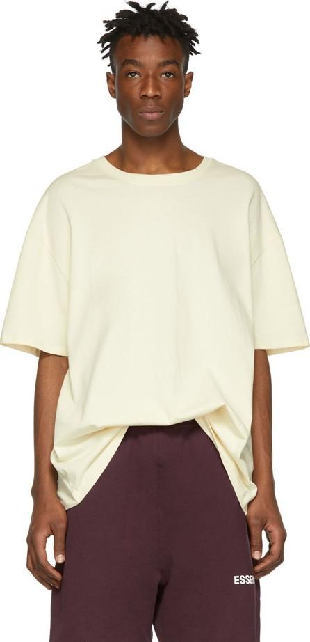 Essentials Off-White Boxy T-Shirt