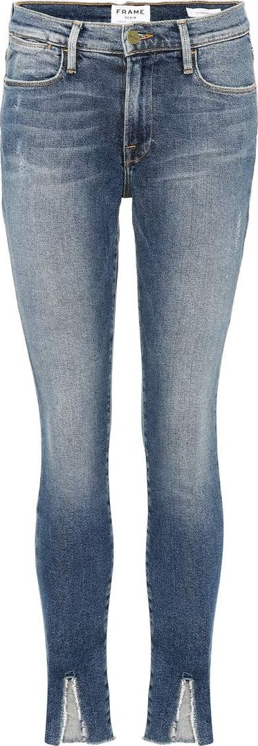 FRAME DENIM - Le High Skinny jeans