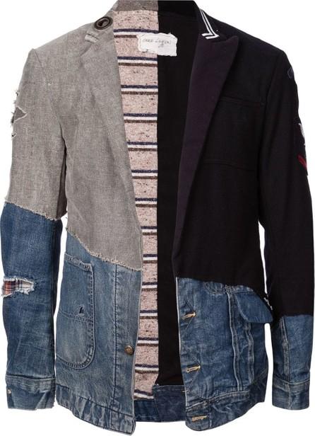 Greg Lauren Patchwork blazer