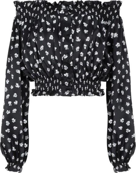 Attico Floral Shirts & Blouses