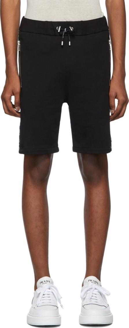 Balmain Black Basketball Shorts