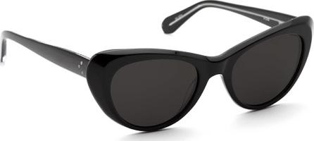 KREWE Irma Cat-Eye Monochromatic Sunglasses