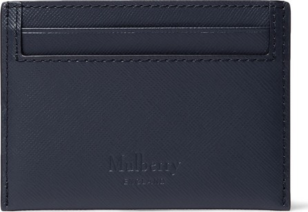 Mulberry Cross-Grain Leather Cardholder