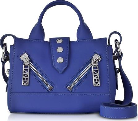 KENZO Gommato Leather Kalifornia Mini Tote Bag