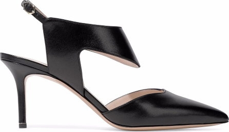 Nicholas Kirkwood Leda leather slingback pumps