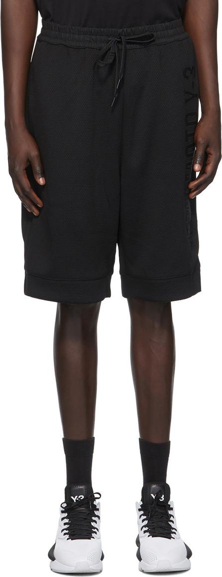 Y-3 Black Mesh CH2 GFX Shorts