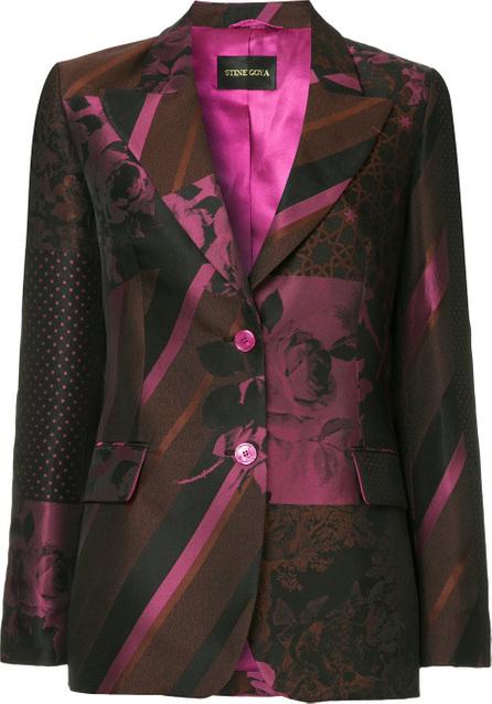 Stine Goya Printed blazer