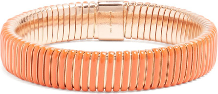 Chloe Stretch-band enamel bracelet