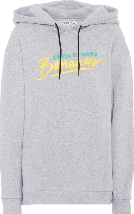 Etre Cecile Banana cotton sweatshirt