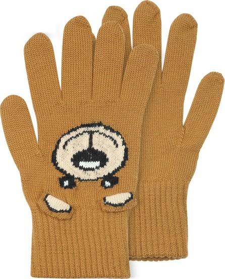 Moschino Moschino Teddy Bear Ears Gloves