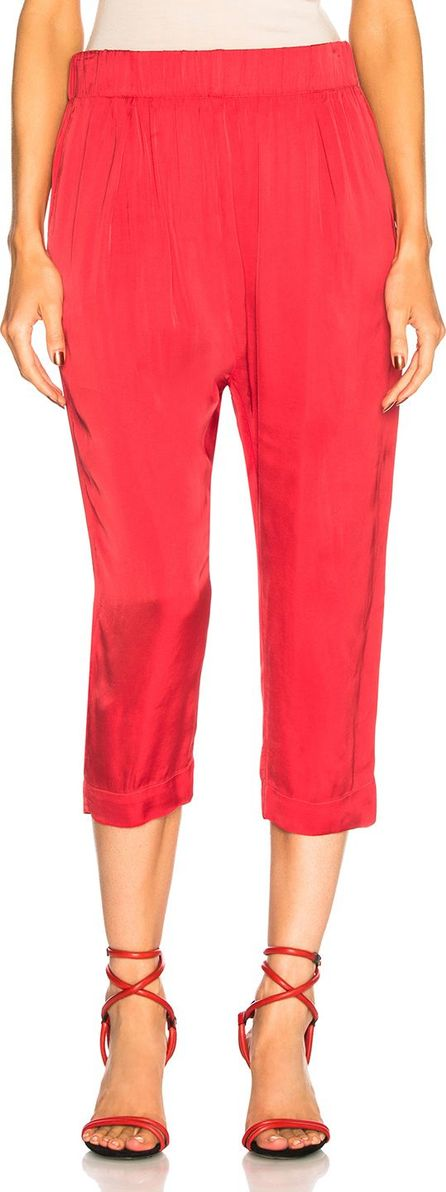 ENZA COSTA Drop Rise Pant