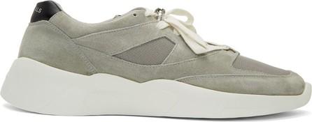 Essentials Green Distance Sneakers