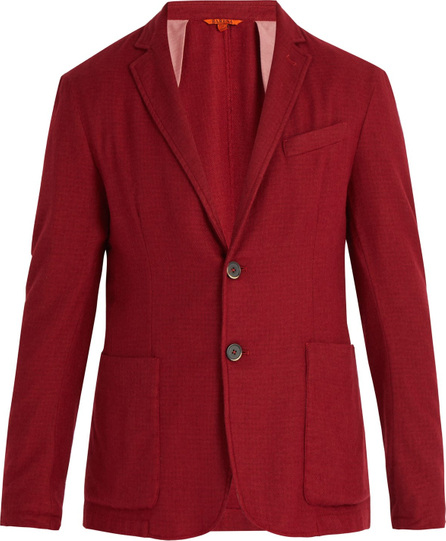 Barena Venezia Single-breasted alpaca blend blazer