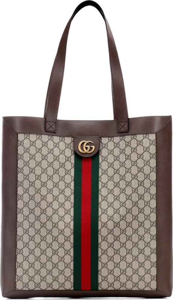 Gucci - Ophidia GG Supreme Large tote
