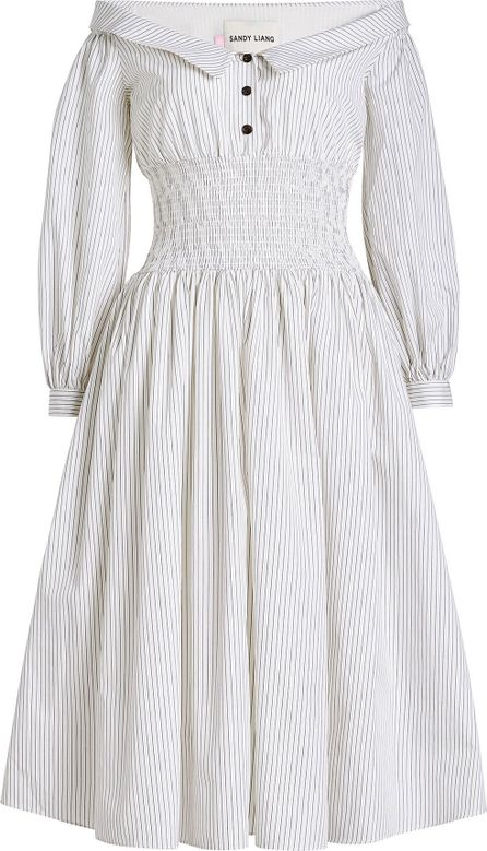 Sandy Liang Marge Cotton Dress