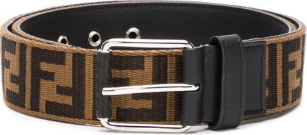 Fendi FF logo buckle belt